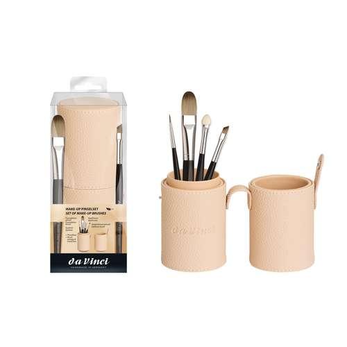 da Vinci Make-up Pinselset, Serie 4812